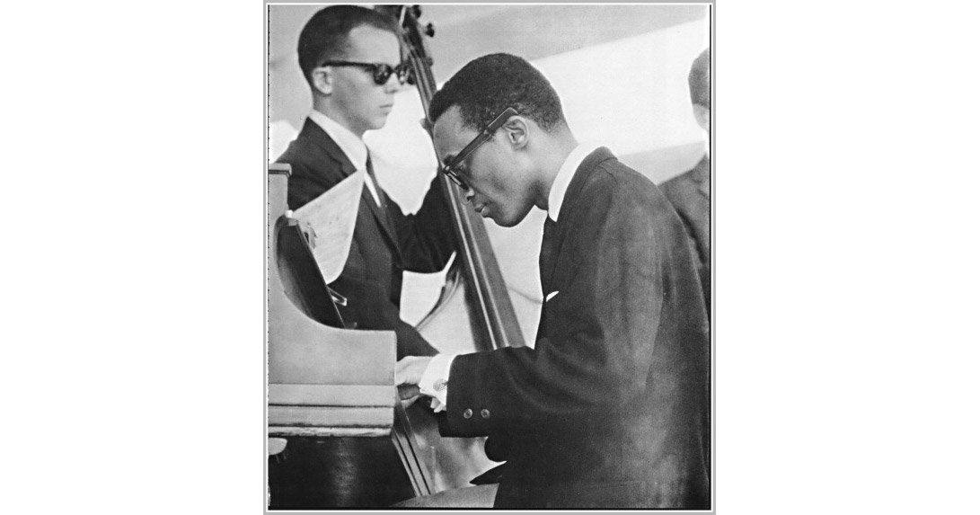 Buell Neidlinger with Cecil Taylor at Newport 1957 (featured image)