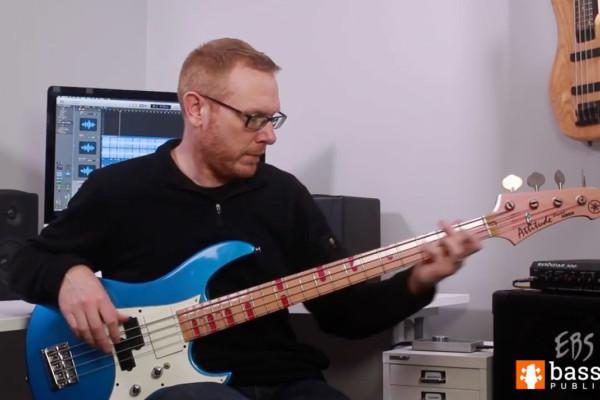 "Stuart Clayton: ""Merciless"" Bass Tutorial and Transcription"