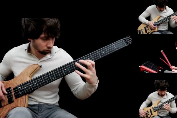 Zander Zon: The Da Vinci Code – Bass Orchestra