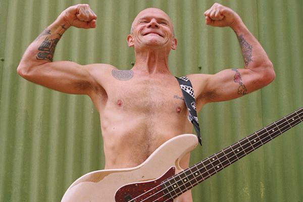 Flea's Autobiography Now Available