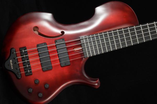 Bass of the Week: Marleaux Bass Guitars Contra