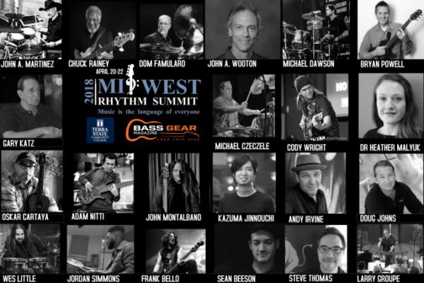 Midwest Rhythm Summit Set for April 20-22