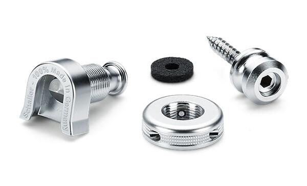 Schaller Introduces S-Lock Strap Lock System