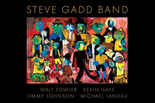 Jimmy Johnson Featured on New Steve Gadd Band Album