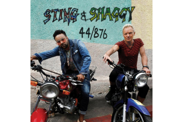 """Sting and Shaggy Release """"44/876"""""""