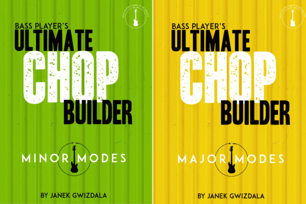 """Janek Gwizdala Releases """"The Bass Player's Ultimate Chop Builder"""""""
