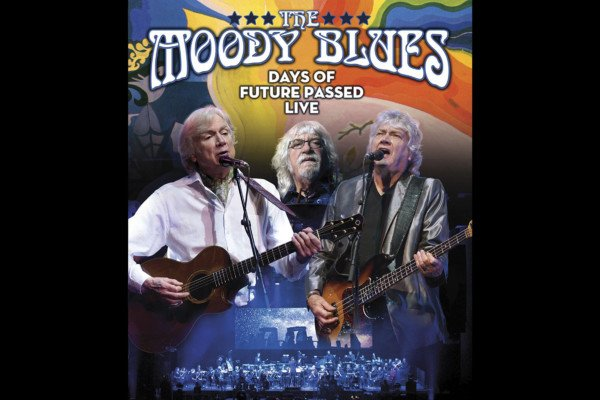 """The Moody Blues Release """"Days Of Future Passed Live"""" DVD"""