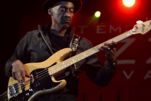 Marcus Miller Featuring Tom Ibarra: Tutu (Live)