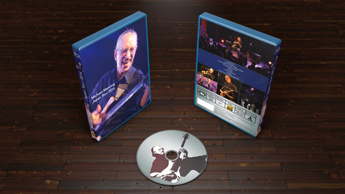 Michael Manring Japan Tour Blu-Ray