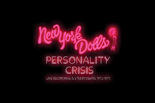 Early New York Dolls Recordings Released in Box Set