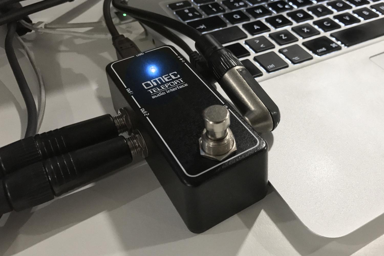 Orange Amplification OMEC Teleport Audio Interface