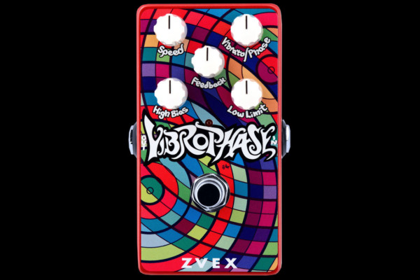 ZVEX Effects Introduces the Vibrophase Pedal