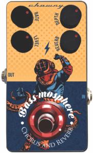 Chowny Bass-Mosphere Chorus/Reverb Pedal