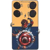 Chowny Bass Unveils the Bass-Mosphere Chorus/Reverb Pedal