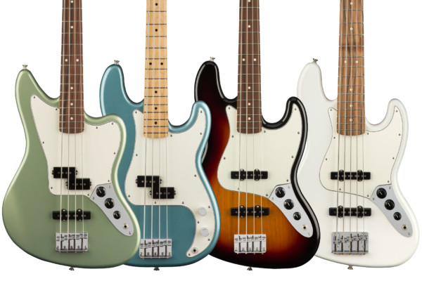 Fender Unveils the Player Series