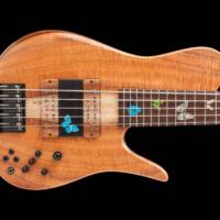 Fodera Unveils the Masterbuilt Butterfly Bass