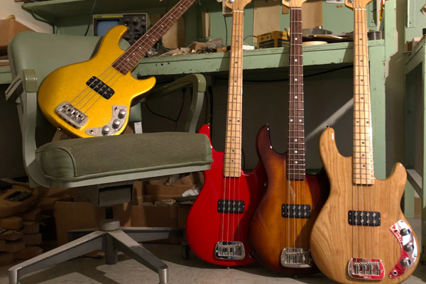 G&L Unveils the CLF Research L-1000 Bass