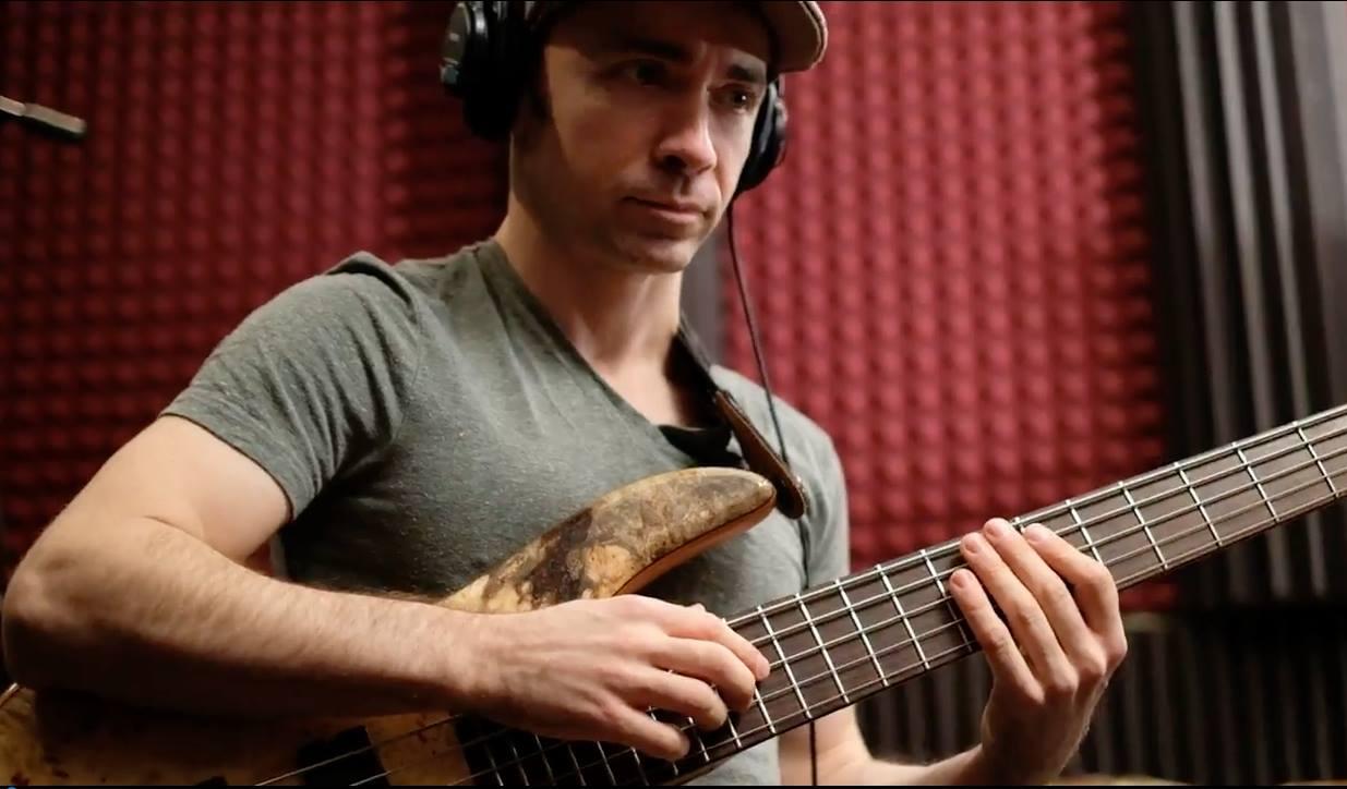 John Ferrara in Studio