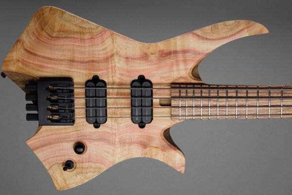 Bass of the Week: Padalka Guitars Neptune Bass No. 125
