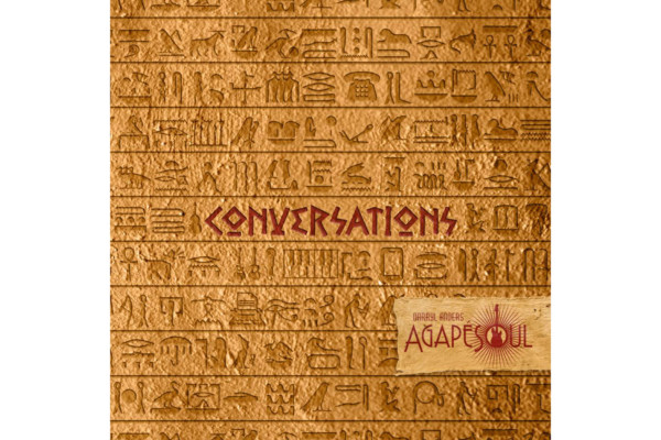 """Darryl Anders and AgapéSoul Release """"Conversations"""""""