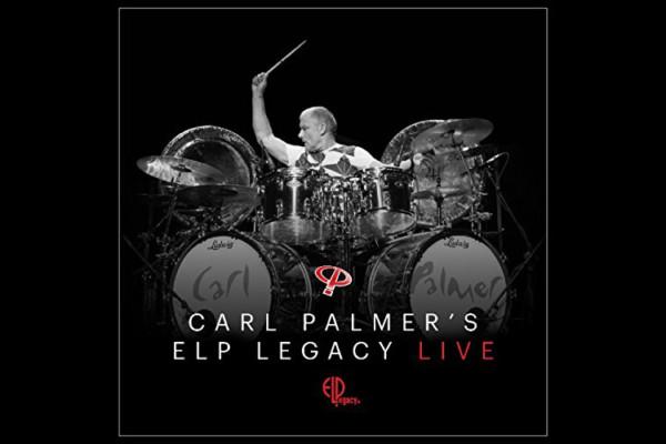 Carl Palmer's ELP Legacy Releases Live CD/DVD
