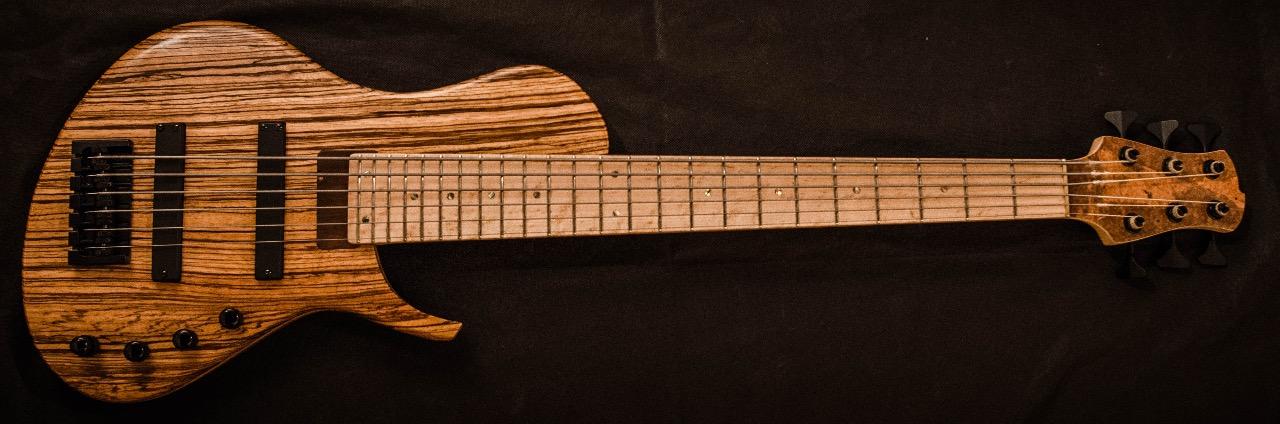 Emiliano Bernal Burzaco Series BS0001 Bass