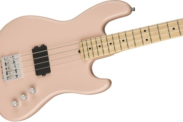 Fender Introduces Flea Signature Jazz Bass Active Model