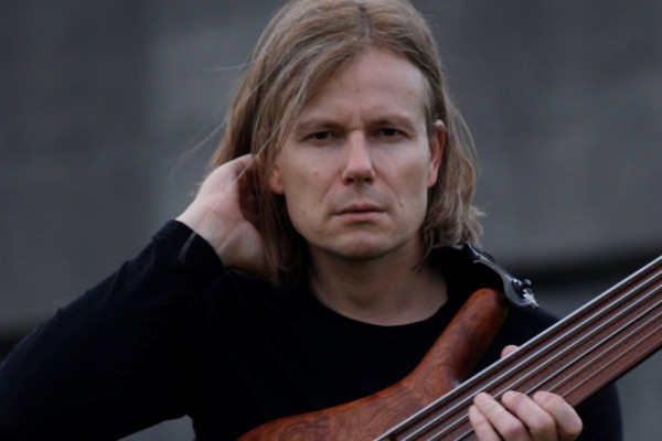 Jeroen Paul Thesseling Working On Second Salazh Trio Album