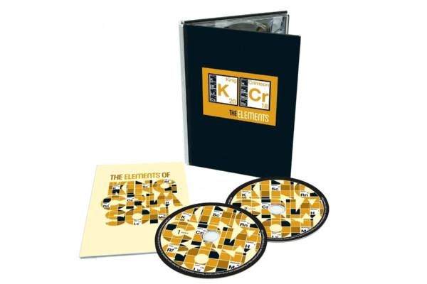 """King Crimson Releases """"Elements Tour Box Set 2018"""""""