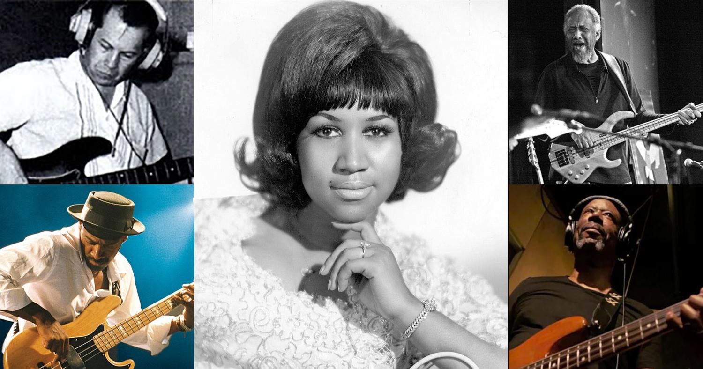 Aretha Franklin's Bassists
