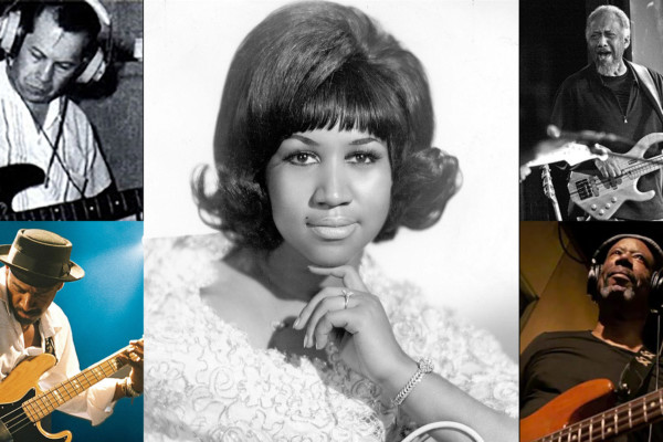 In the Queen's Service: A Look at Aretha Franklin's Bassists
