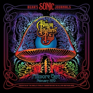 Bear's Sonic Journals: Allman Brothers Band, Fillmore East February 1970