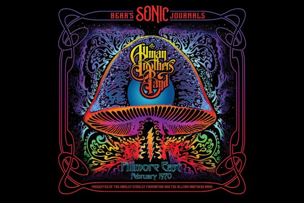 """Allman Brothers Band Releases """"Fillmore East February, 1970"""""""