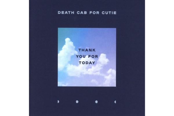 """Death Cab For Cutie Releases """"Thank You For Today"""""""
