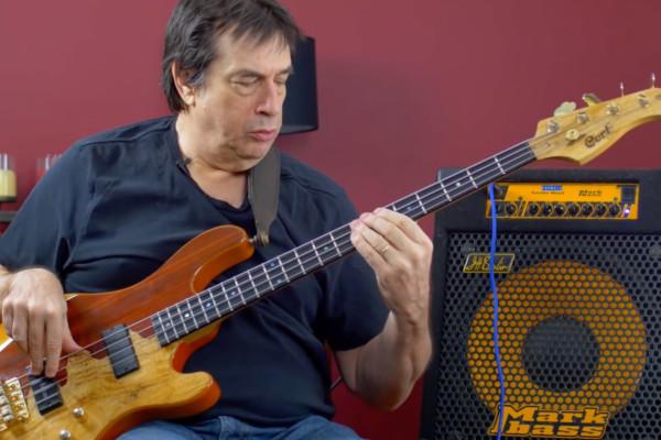 Jeff Berlin: Dead Note Funk