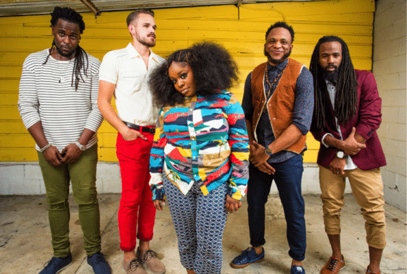 Tank and the Bangas Announce Fall Tour