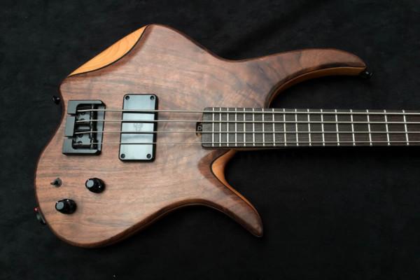 AC Guitars Unveils the Micro Krell Bass Guitar