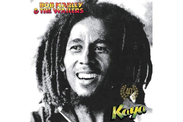 """Bob Marley and The Wailers' """"Kaya"""" Gets 40th Anniversary Edition"""