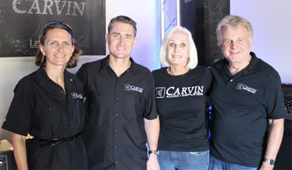 Carvin Audio Returns with New Leadership