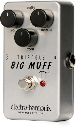 Electro-Harmonix Triangle Big Muff Pi Pedal