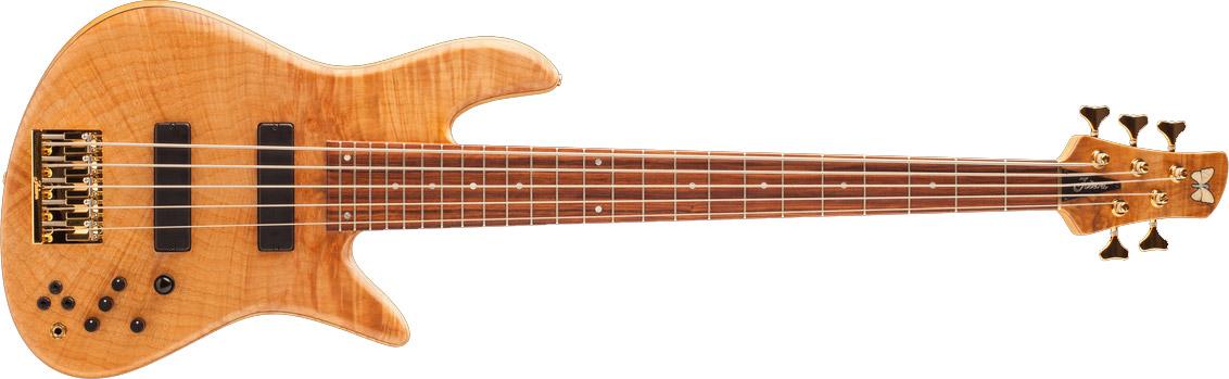 Fodera James Genus Emperor 5 Elite Bass