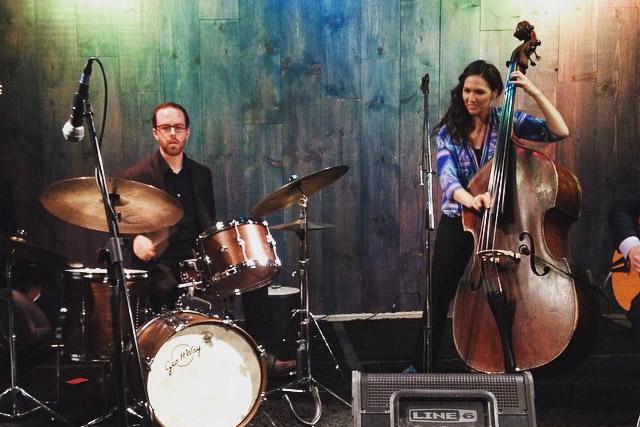 Katie Thiroux Quartet