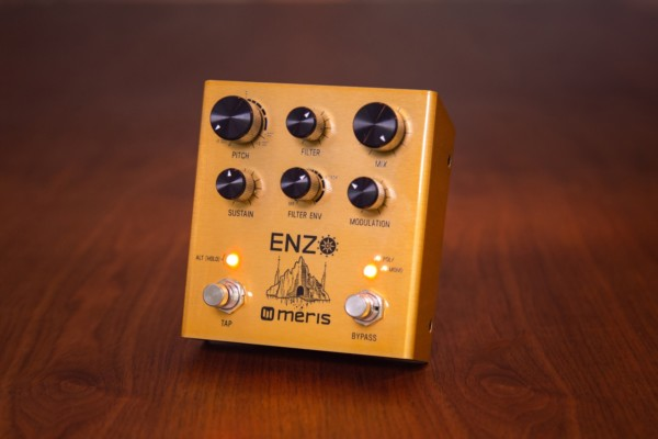 Meris Unveils the Enzo Multi-Voice Instrument Synthesizer Pedal