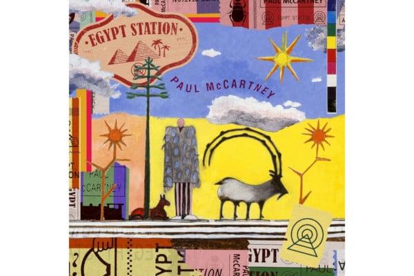"Paul McCartney's ""Egypt Station"" Now Available"