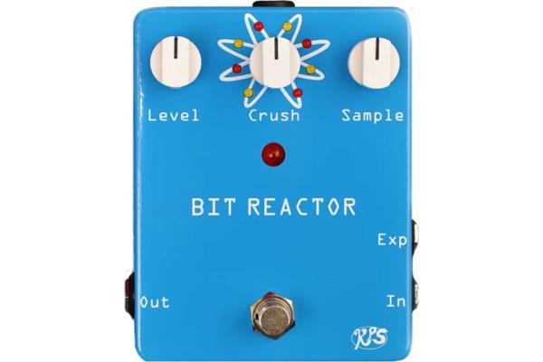RPS Effects Announces the Bit Reactor Pedal