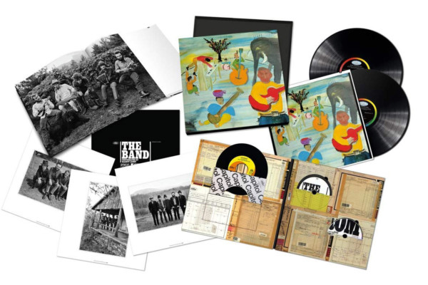 "The Band's ""Music From Big Pink"" Gets 50th Anniversary Reissue"