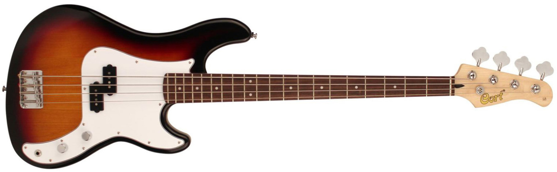 Cort GB54P Bass 2-Tone Sunburst