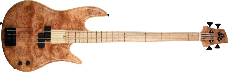 Elrick Bass Guitars Gold Series Icon Bass Standard