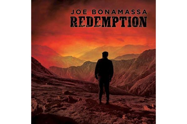 "Joe Bonamassa Releases ""Redemption"""