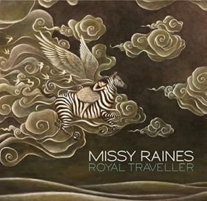 Missy Raines: Royal Traveller